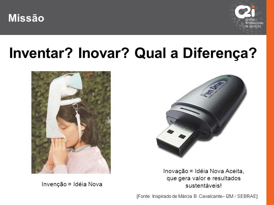 Inventar Inovar Qual a Diferença