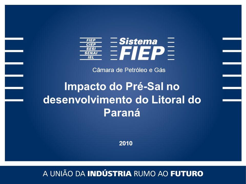 Impacto do Pré-Sal no desenvolvimento do Litoral do Paraná