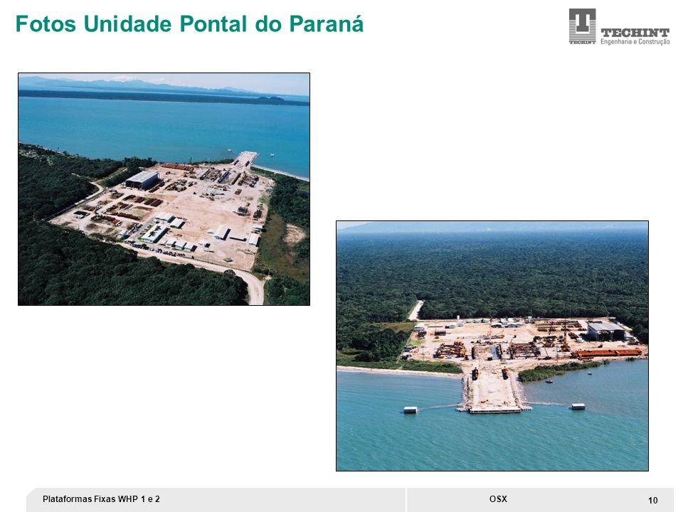 Fotos Unidade Pontal do Paraná