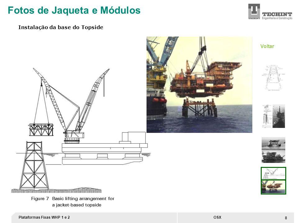 Fotos de Jaqueta e Módulos