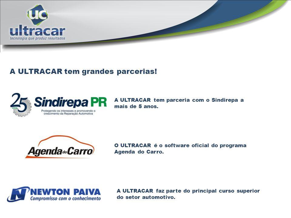 A ULTRACAR tem grandes parcerias!