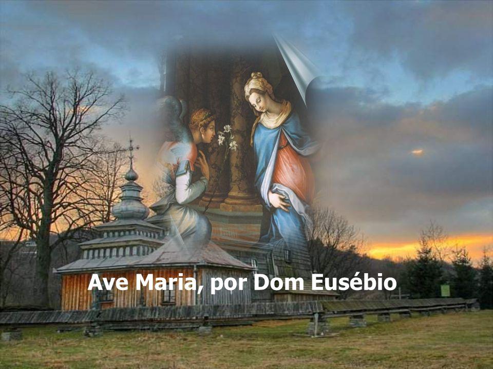 Ave Maria, por Dom Eusébio