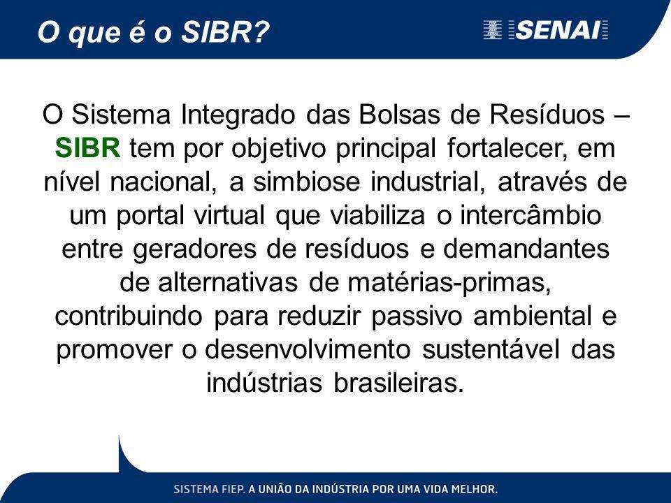 O que é o SIBR