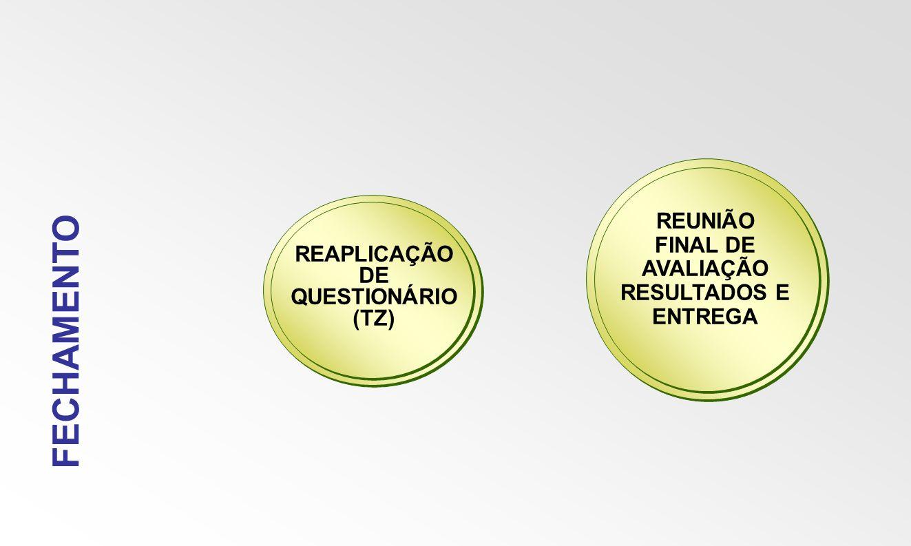 FECHAMENTO REUNIÃO FINAL DE AVALIAÇÃO REAPLICAÇÃO RESULTADOS E DE