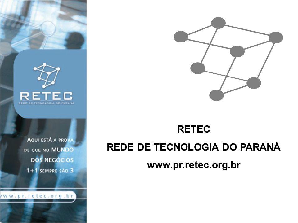 REDE DE TECNOLOGIA DO PARANÁ