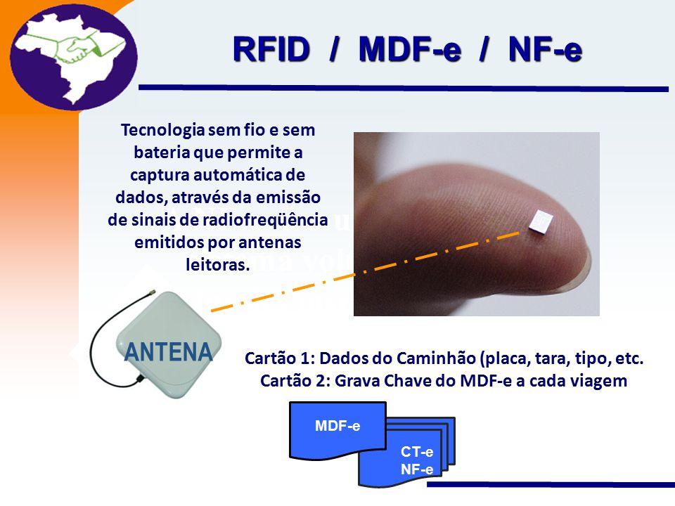 RFID / MDF-e / NF-e