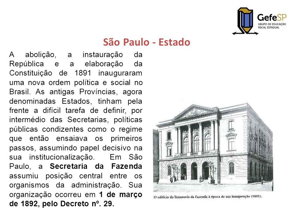 São Paulo - Estado