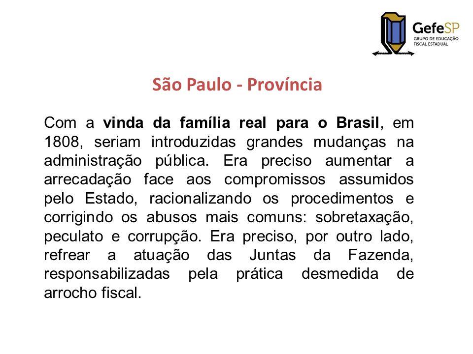 São Paulo - Província