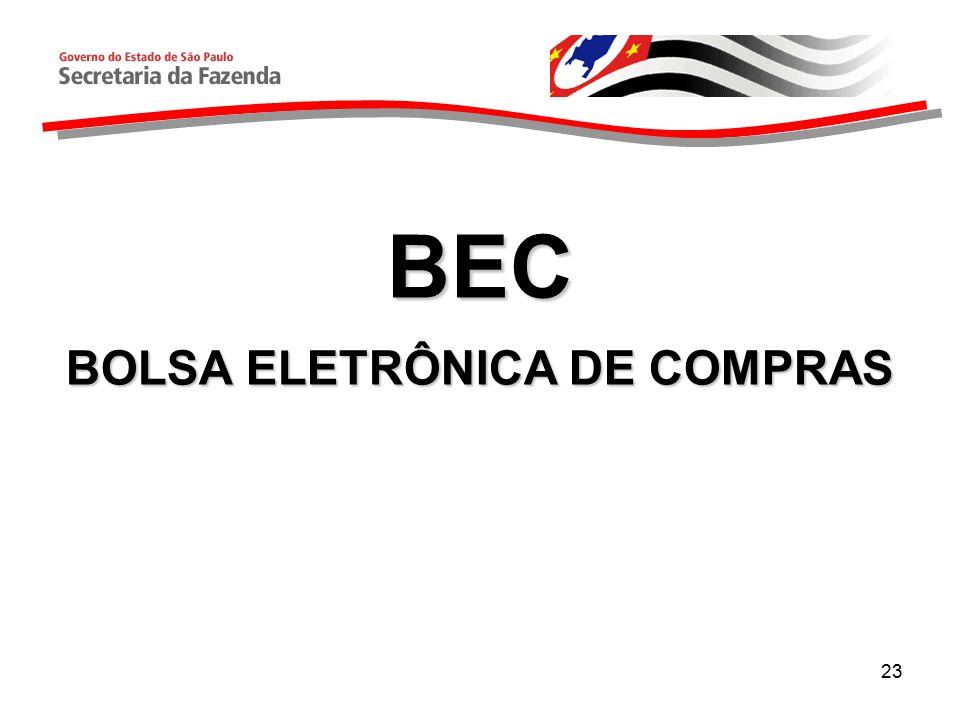 BOLSA ELETRÔNICA DE COMPRAS