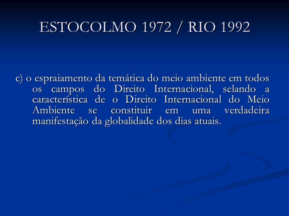 ESTOCOLMO 1972 / RIO 1992