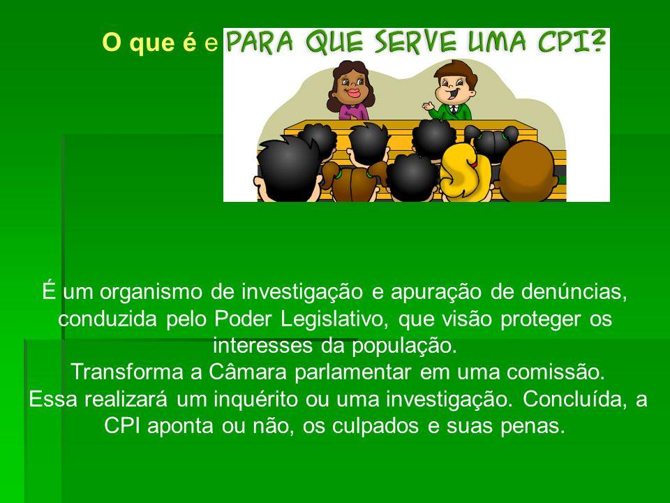 Transforma a Câmara parlamentar em uma comissão.