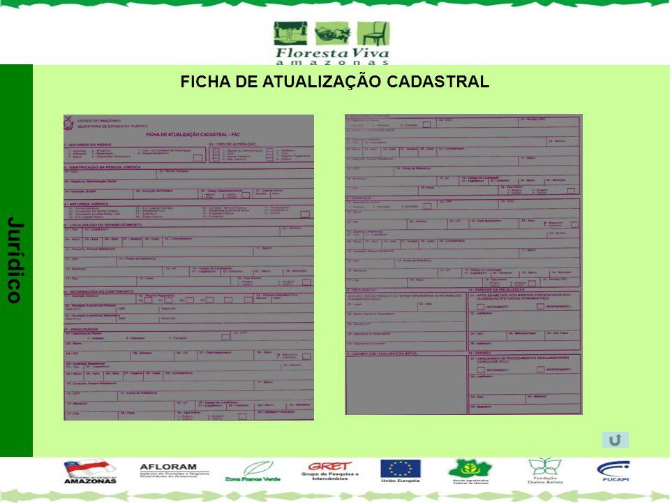 FICHA DE ATUALIZAÇÃO CADASTRAL