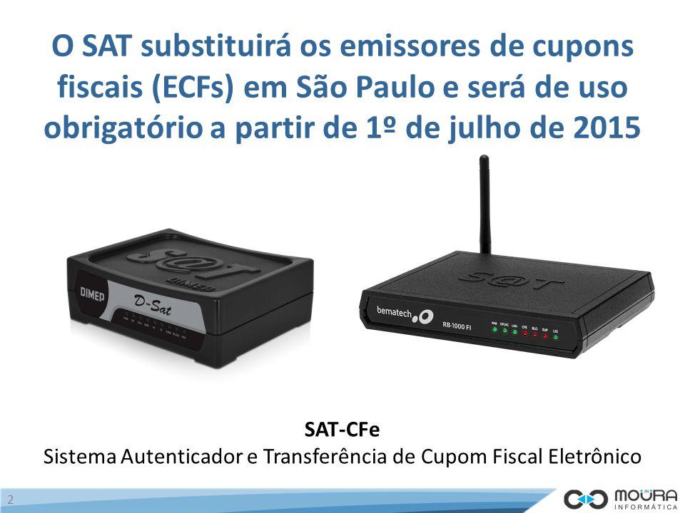 Sistema Autenticador e Transferência de Cupom Fiscal Eletrônico