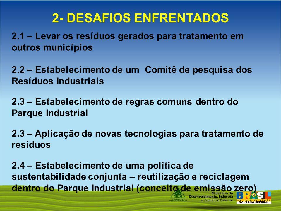2- DESAFIOS ENFRENTADOS