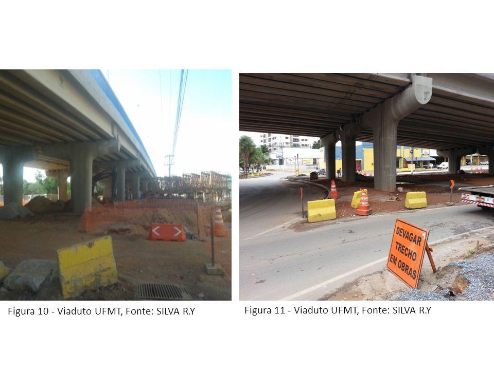Figura 10 - Viaduto UFMT, Fonte: SILVA R.Y
