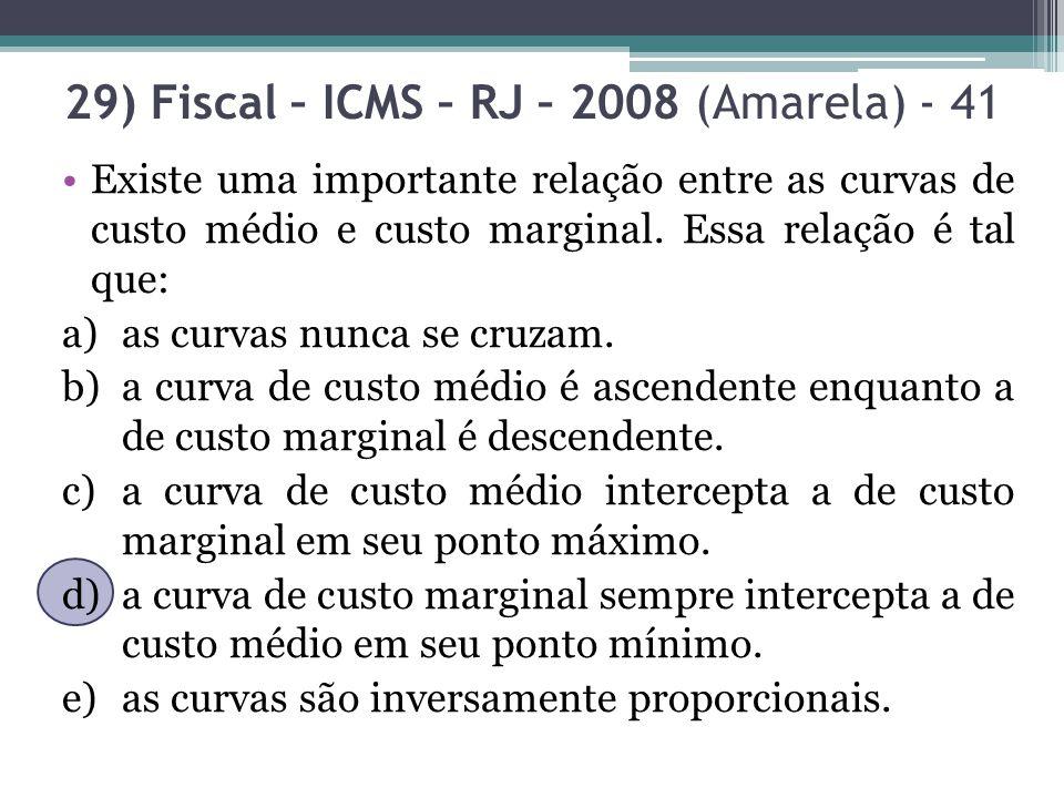 29) Fiscal – ICMS – RJ – 2008 (Amarela) - 41