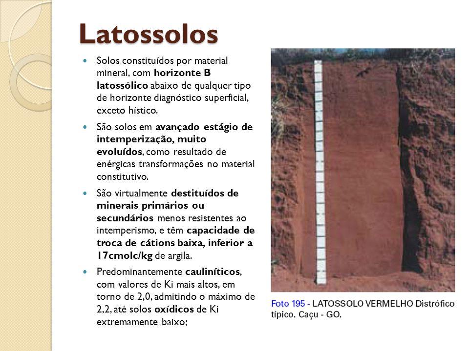 Latossolos