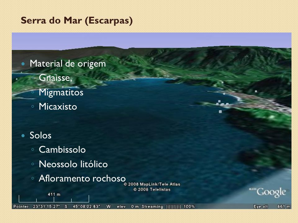 Serra do Mar (Escarpas)