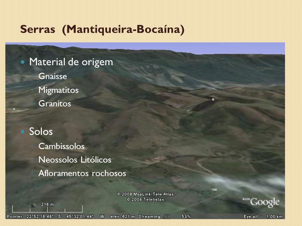 Serras (Mantiqueira-Bocaína)