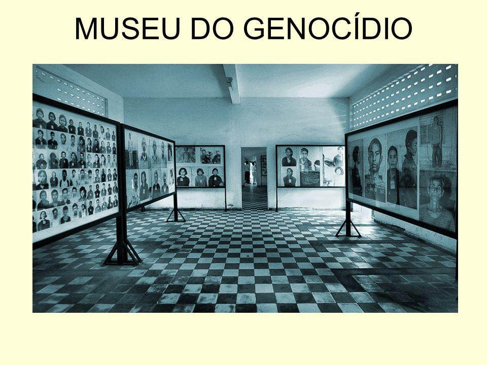MUSEU DO GENOCÍDIO