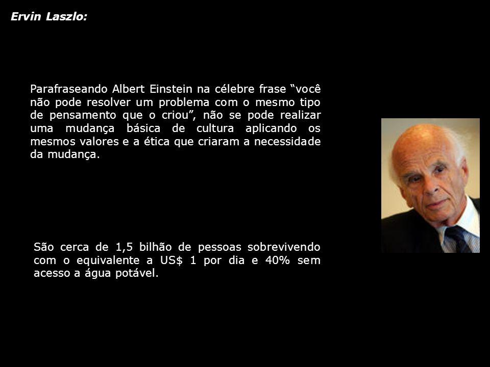 Ervin Laszlo: