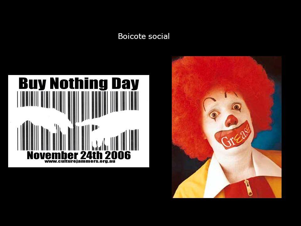 Boicote social