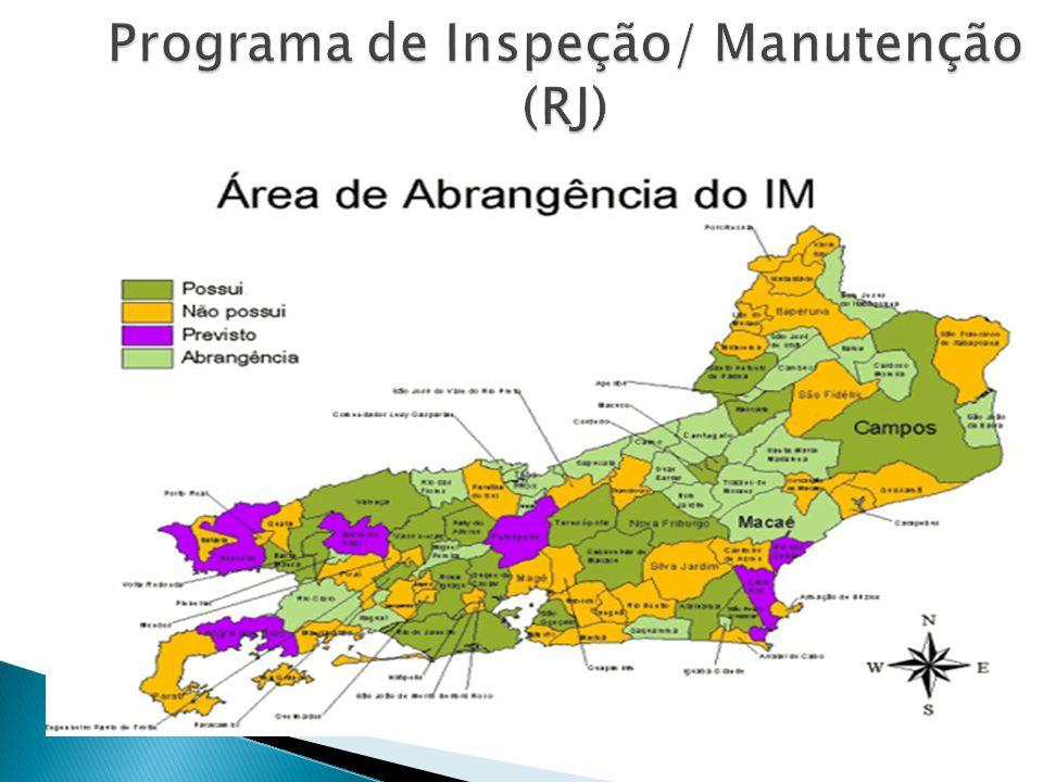 Programa de Inspeção/ Manutenção (RJ)