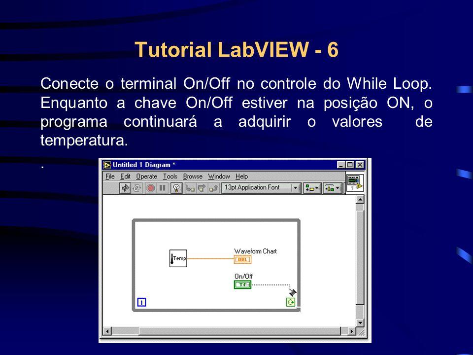 Tutorial LabVIEW - 6