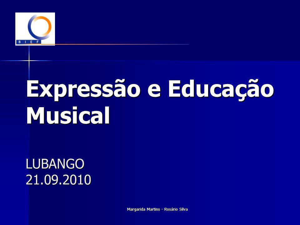 Expressão e Educação Musical LUBANGO 21.09.2010
