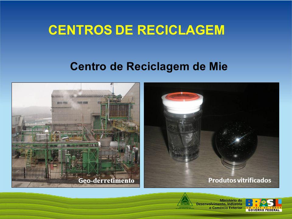 Centro de Reciclagem de Mie