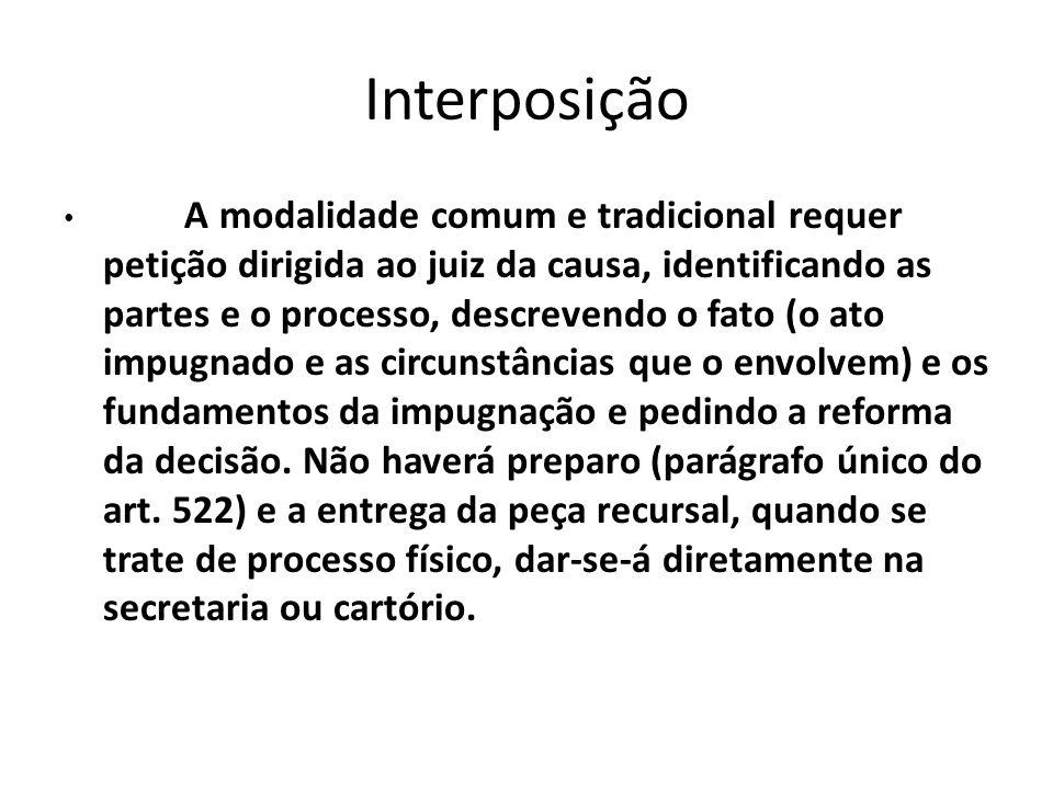 Interposição