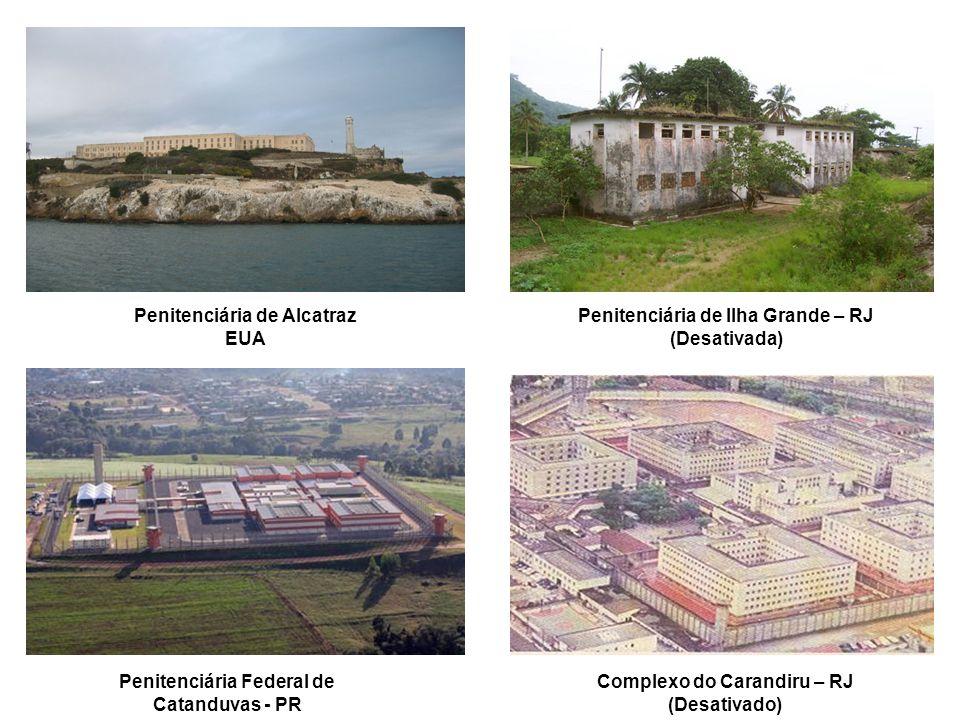 Penitenciária de Alcatraz EUA