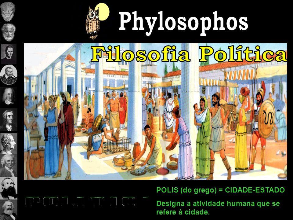 Phylosophos Filosofia Política