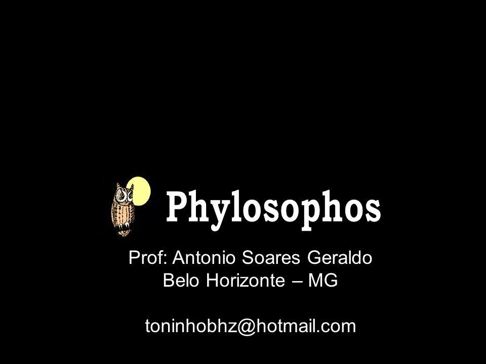 Prof: Antonio Soares Geraldo