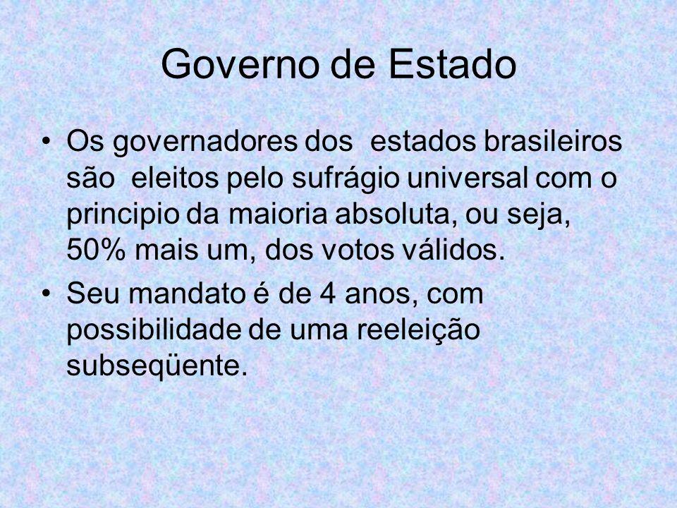 Governo de Estado