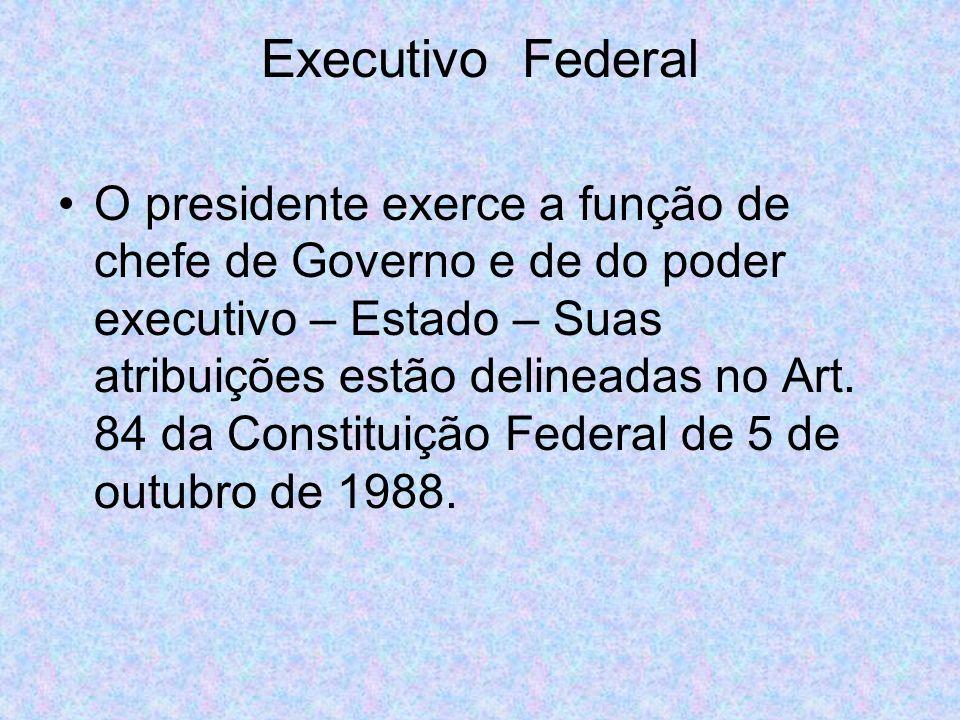 Executivo Federal