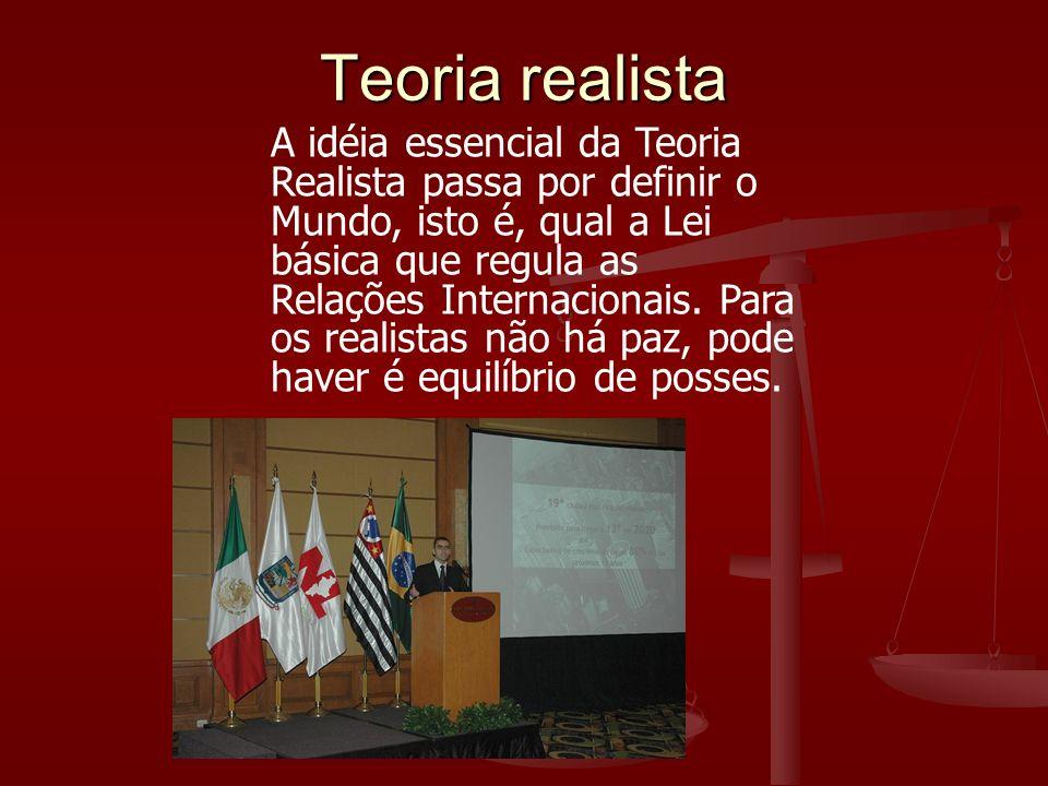 Teoria realista