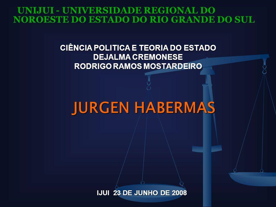 CIÊNCIA POLITICA E TEORIA DO ESTADO RODRIGO RAMOS MOSTARDEIRO