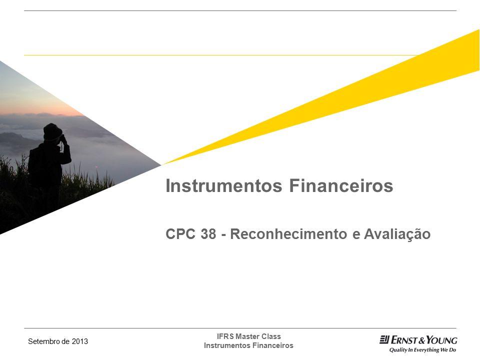 Instrumentos Financeiros