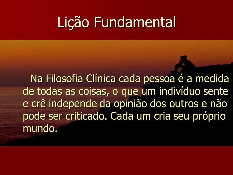 Lição Fundamental