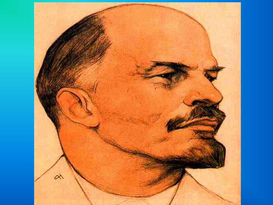 Lênin e Trotsky