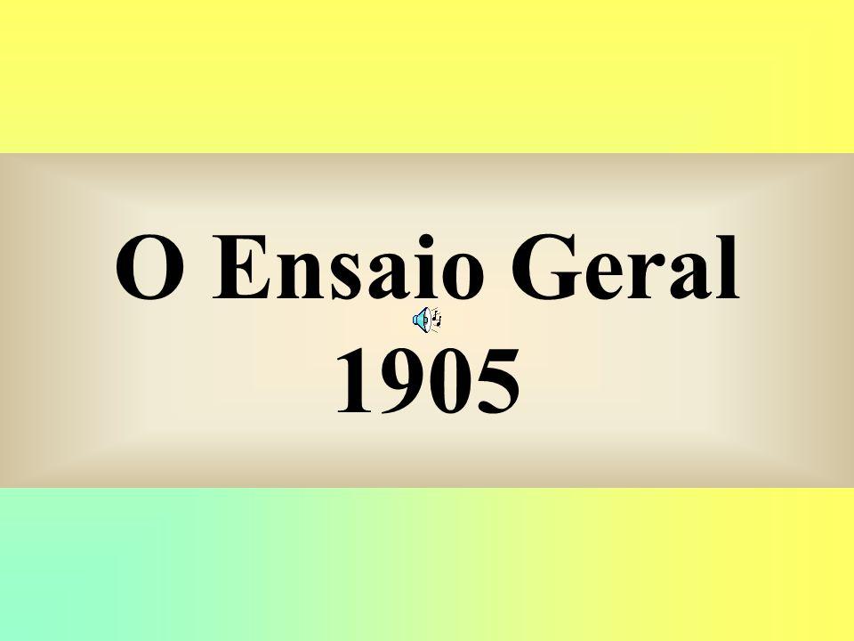 O Ensaio Geral 1905