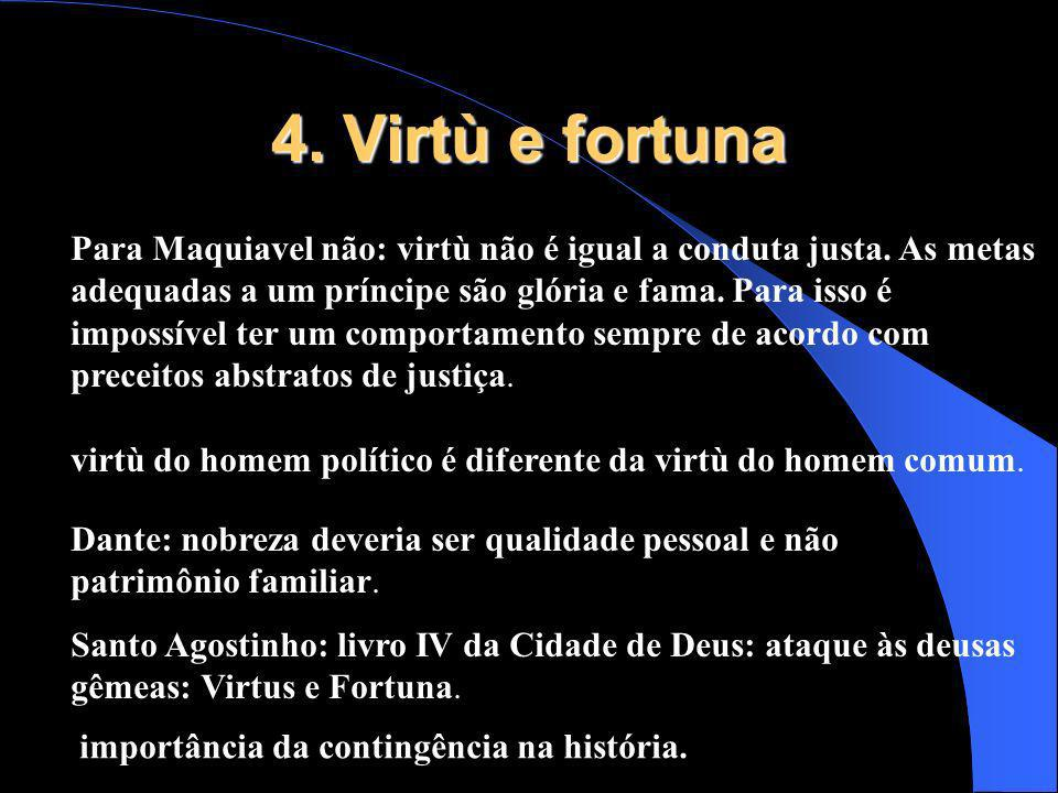 4. Virtù e fortuna