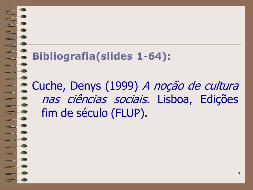 Bibliografia(slides 1-64):
