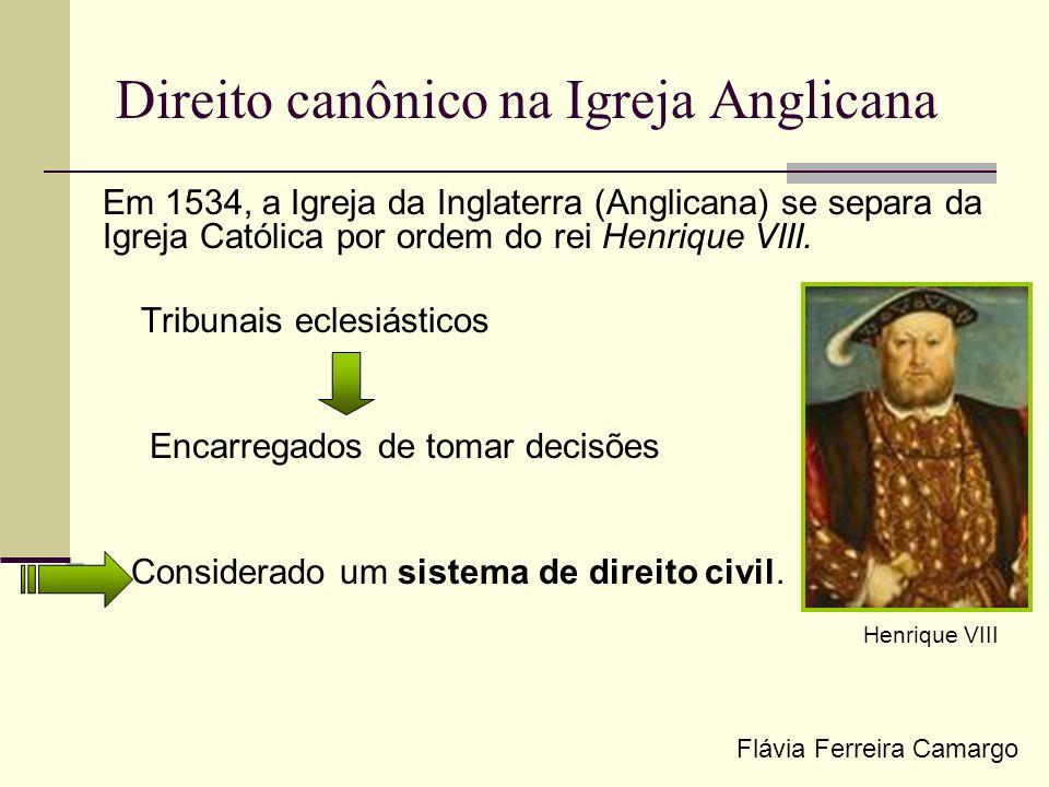 Direito canônico na Igreja Anglicana