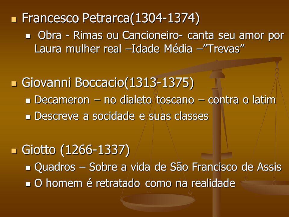 Francesco Petrarca(1304-1374)