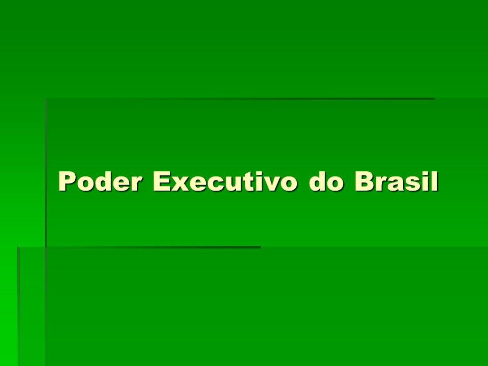Poder Executivo do Brasil