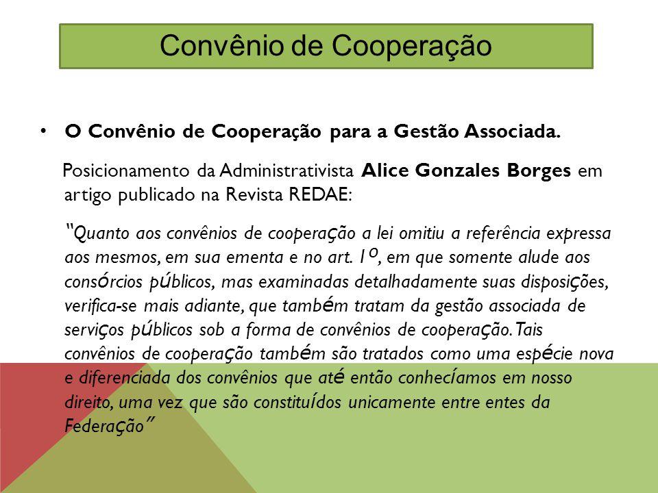 Convênio de Cooperação