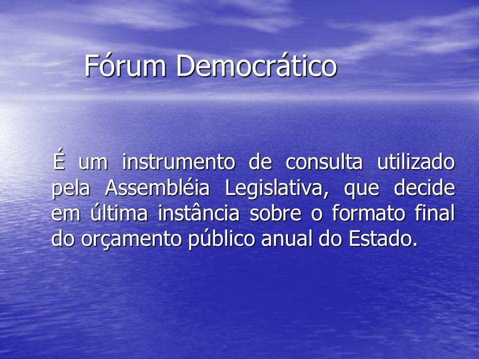 Fórum Democrático