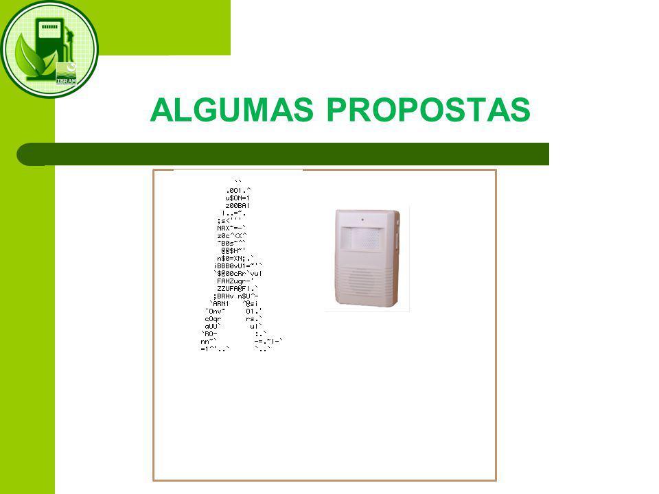 ALGUMAS PROPOSTAS